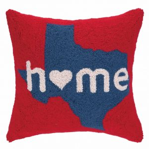HOME IN TEXAS HP PF 18X18""