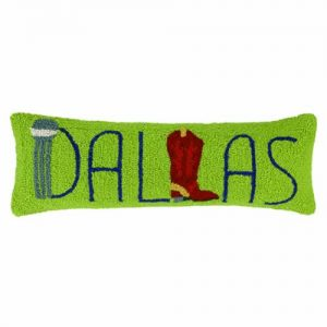DALLAS W/RED BOOT HP PF 8X24""