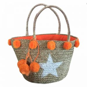 Orange star bag