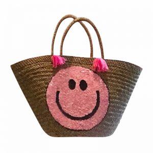 Pink Smile bag