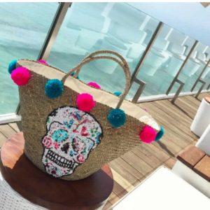 Skull bag lifestyle