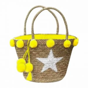 Yellow star bag